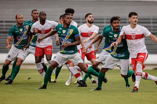 Altos conquistou classificação na Copa do Nordeste; Veja os resultados