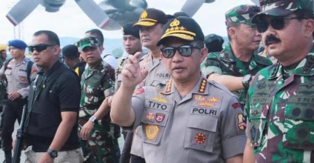 Kapolri Ungkap 3 Biang Kerusuhan Papua, Siapa Saja Mereka?