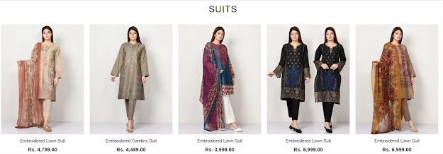 Limelight ready to wear suits
