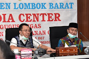 Gubernur Perkuat Kordinasi Penanganan Covid-19 Dengan Kabupaten/Kota