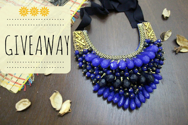 giveaway, international giveaway, necklace giveaway, jewelry giveaway, instagram giveaway, win free jewelry, win free necklace, embroided necklace, win necklace, indian blgoger, delhi blogger, indian fashion blogger,beauty , fashion,beauty and fashion,beauty blog, fashion blog , indian beauty blog,indian fashion blog, beauty and fashion blog, indian beauty and fashion blog, indian bloggers, indian beauty bloggers, indian fashion bloggers,indian bloggers online, top 10 indian bloggers, top indian bloggers,top 10 fashion bloggers, indian bloggers on blogspot,home remedies, how to