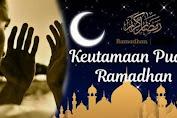 Ada 15 Keutamaan Puasa Ramadhan