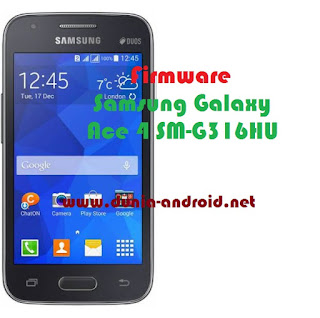 Download Firmware Samsung Galaxy Ace 4 SM-G316HU