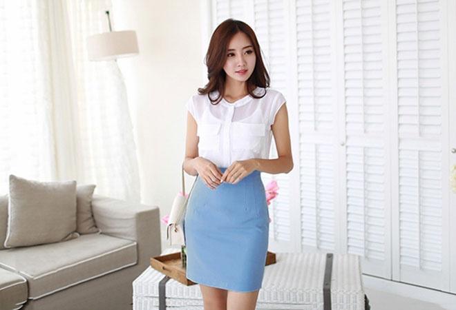 Chân váy đẹp cho phụ nữ công sở