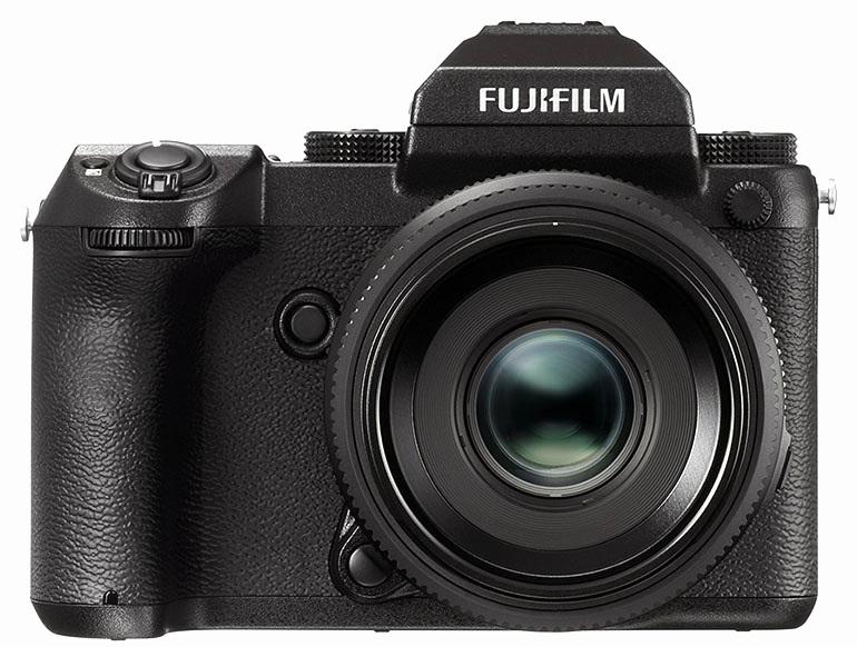 Фотоаппарат Fujifilm GFX 50S