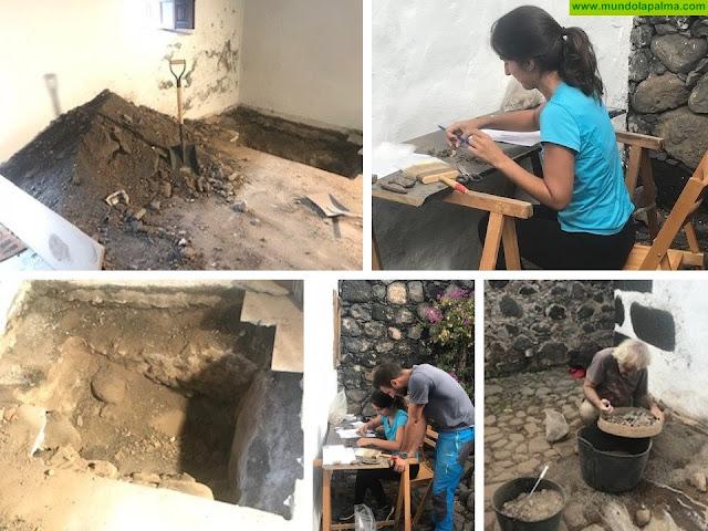 El pasado viernes comenzaron las excavaciones arqueológicas en el Castillo de Santa catalina