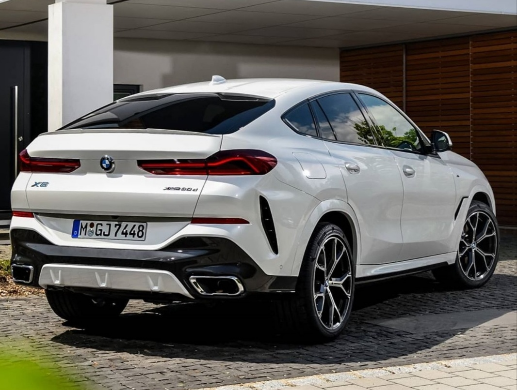 New BMW X6 2020 Launched in India - Images, colours ...