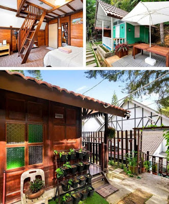 Hillside cottage cameron highland suasana