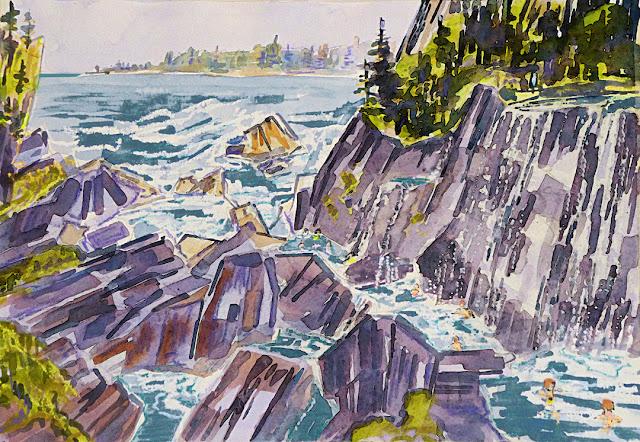 Maquinna Marine Provincial Park