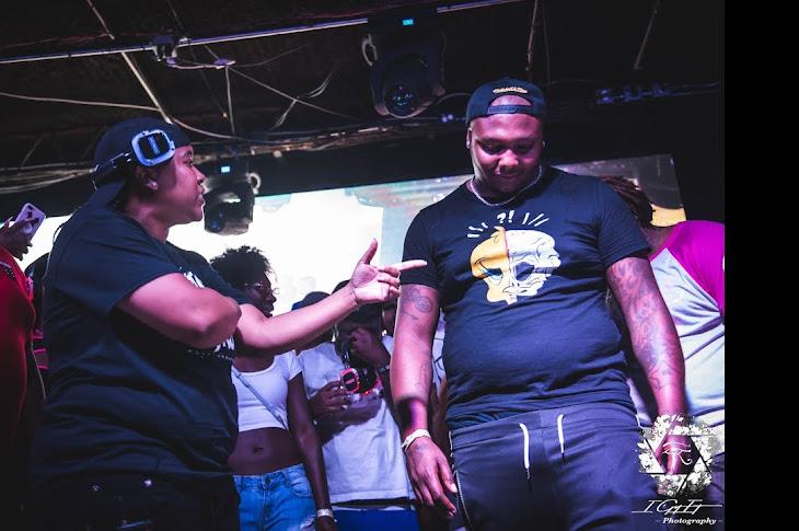 Houston Bar Code Presents: Nu Jerzey Twork vs Buretta Blaze