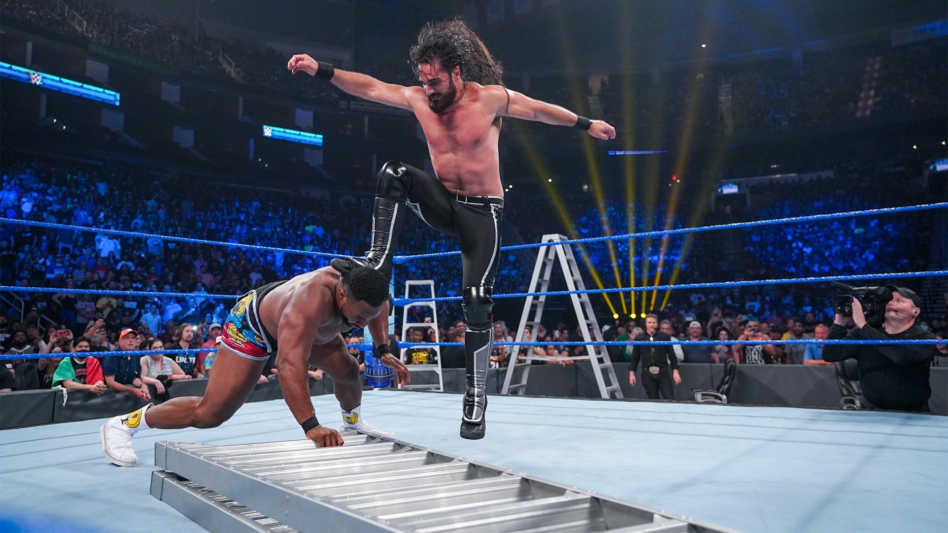 Cobertura: WWE Friday Night SmackDown (16/07/2021) – Subindo os degraus!