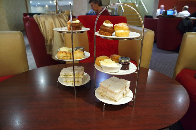The Oxford Hotel Afternoon Tea