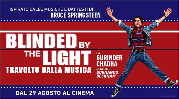 clicca qui per ottenere fino a due inviti gratis per il film Blinded by the Light