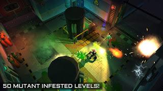 Merupakan sebuah game action yang mengajak pemain untuk menjadi seorang pembasmi mutan Unduh Game Android Gratis Xenowerk apk + obb