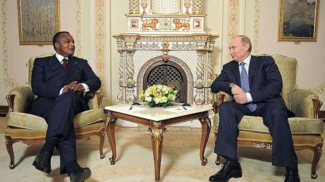 Afrique - Défense : la Russie tisse sa toile au Congo, après le Togo et la Centrafrique