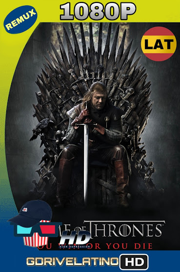 Game Of Thrones Temporada 1 REMUX 1080p Latino-Ingles MKV