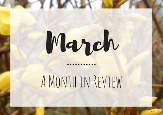 March||| A Month in Review