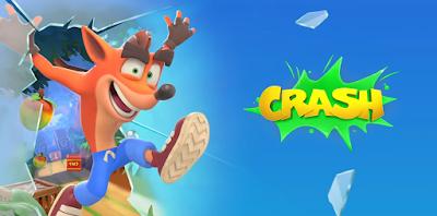Crash Bandicoot: On the Run Android App