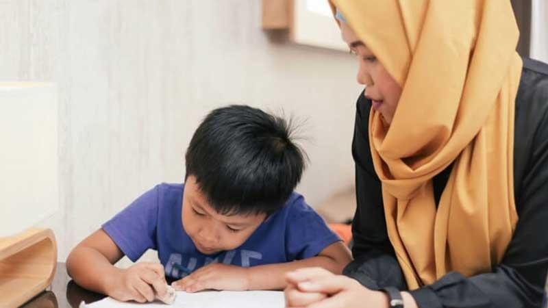 Jangan Biarkan Anak Ukur Martabatnya dengan Hasil Ujian