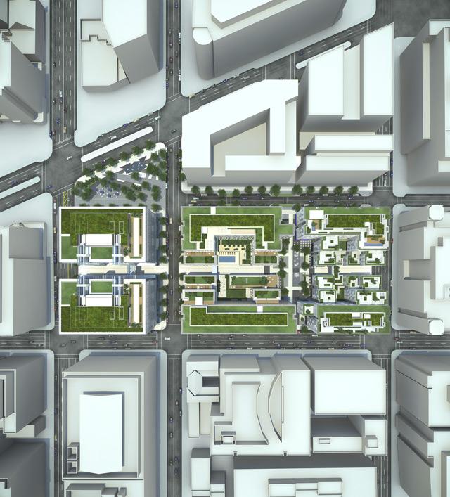 Dc City Center: Urban Lab Global Cities (ULGC): Update: CityCenterDC