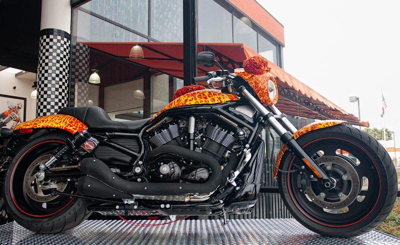 Какой самый дорогой мотоцикл