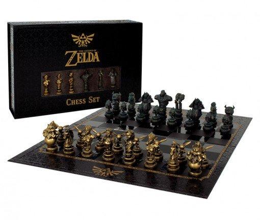 ¡No te pierdas este espectacular ajedrez basado en Zelda: Ocarina of Time!