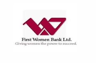 First Women Bank Limited FWBL Jobs 2021 – Apply Online