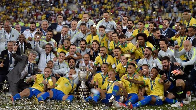Comienza la Copa América: Brasil recibe el torneo con tensiones políticas, estrés sanitarios y colapsos