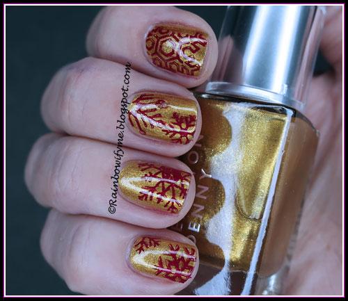 Leighton Denny ~ Golden Girl