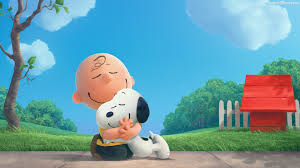 charlie brown snoopy peanuts animation movie