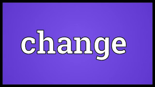 Some English Words Whose Meaning Has Changed or Is Undergoing Change