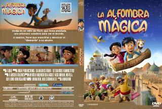 LA ALFOMBRA MAGICA - UP AND AWAY - 2018