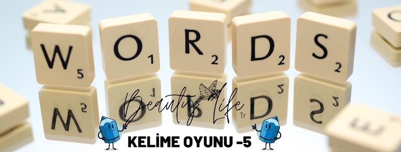 Kelime Oyunu 5