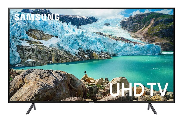 This Samsung 65'' 4K UHD 7 Series Smart TV  is one of the best deals going on a big-screen television