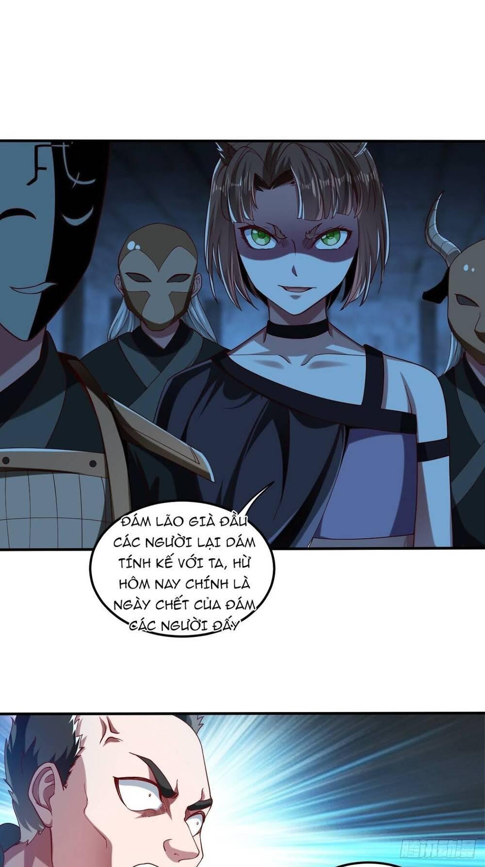 CỤC GẠCH XÔNG VÀO DỊ GIỚI Chapter 27 - upload bởi truyensieuhay.com