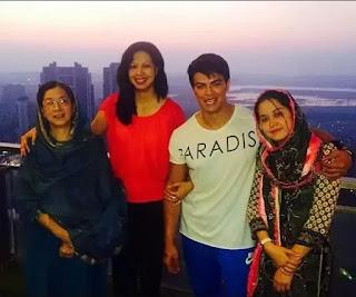 sahil khan sisters