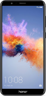 Honor 7X (Black, 4GB RAM, 32GB Storage)