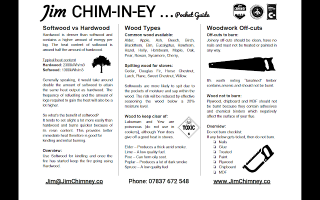 Pocket Guide to a Healthy Chimney page 2
