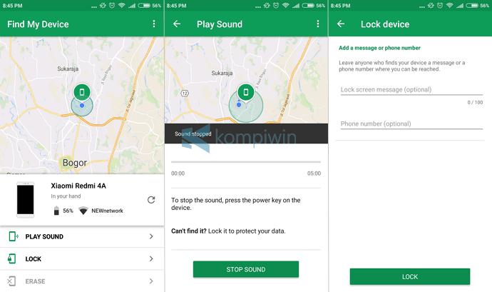 aplikasi tracker smartphone terbaik android