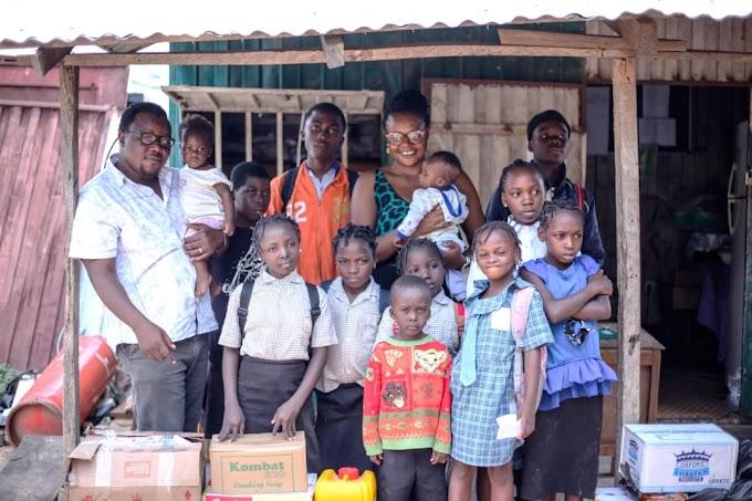 Renowned Philanthropist, Idagu Emmanuel Odeh Bags Global Peace And Humanitarian Award.
