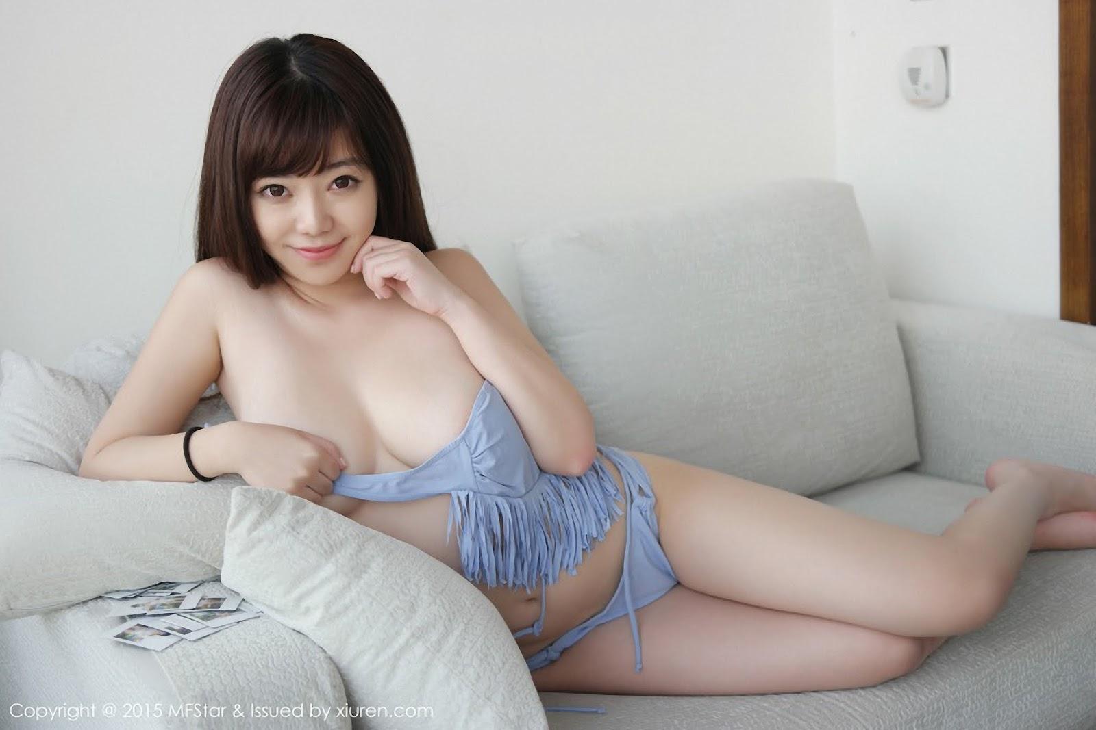 029 - MFSTAR VOL.3 FAYE Hot Nude Girl