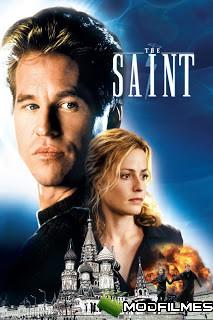 Capa do Filme O Santo