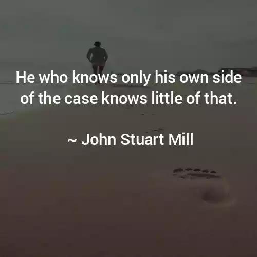 John Stuart Mill Best Quotes