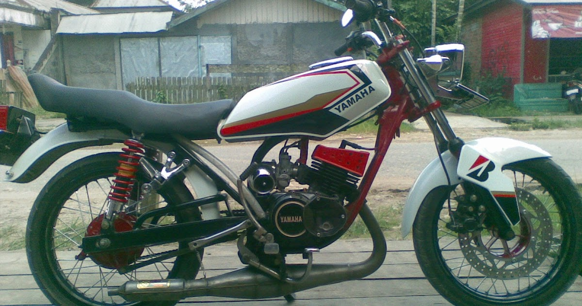 Gambar Motor RX King Modifikasi