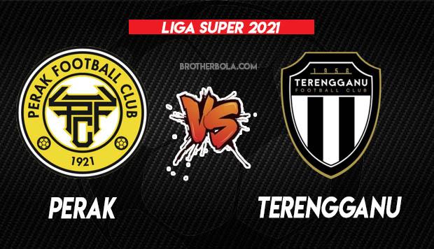 Live Streaming Perak vs Terengganu Liga Super 14.3.2021