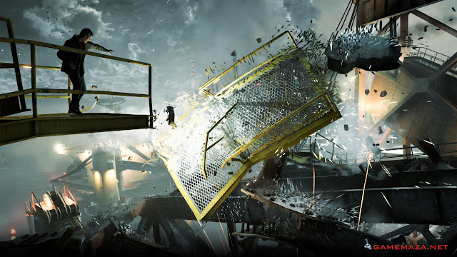 Quantum Break Gameplay Screenshot 4