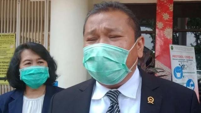 Semua Pegawai Pengadilan Palembang Di-Rapid Test, Hasilnya Mengejutkan