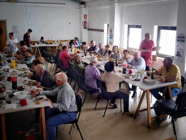 Juzbado, Asociación de Mayores, gran cocido 2019