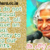 Life changing Quotes : APJ Abdul Kalam