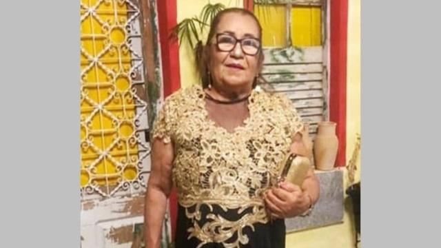 Dona Beatriz Pereira, bastante conhecida em Santa Terezinha, morre de Covid-19
